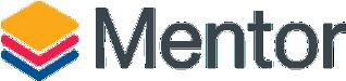 official Mentor company logo